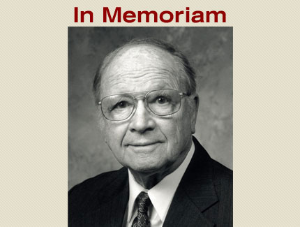 Dr. Ben Armstrong (late)